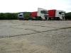 Parking dla ciężarówek